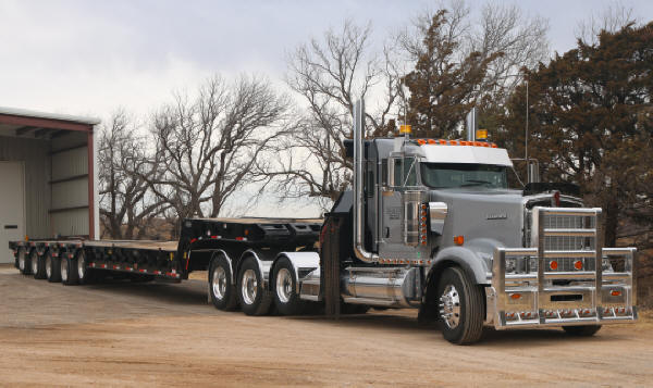 2014 Kenworth W900L Glider Kit