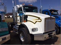 2014 Kenworth T800 Glider Kit